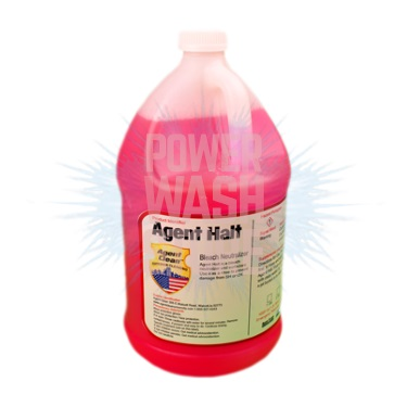 Heavy-duty bleach neutralizer detergent