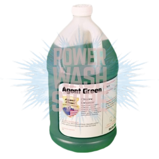 Chlorine enhancer surfactant scent cover