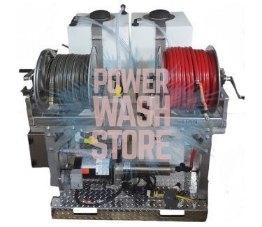 Custom built pressure washers for sale in Central PA