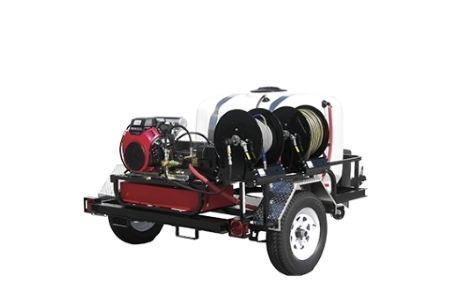 Buy custom built pressure washers in Central PA