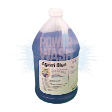 Heavy-duty degreaser detergent