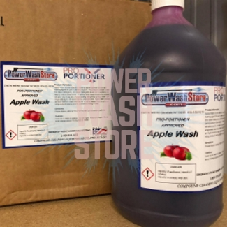 Apple Wash Surfactant Scent Cover