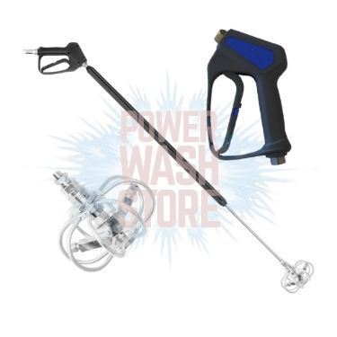 Pressure washer wands, lances, and spray guns for sale in Central PA